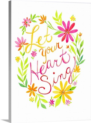 Be Happy - Let Your Heart Sing