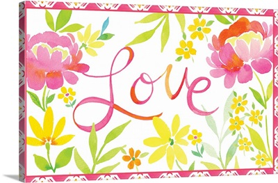 Be Happy - Love