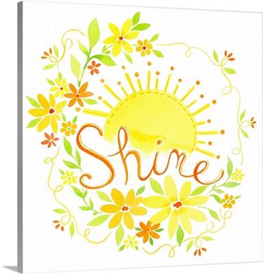 Be Happy - Shine II