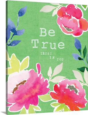 Be Inspired - Be True
