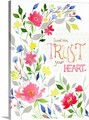 Be Inspired - Trust Your Heart