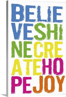 Believe Shine