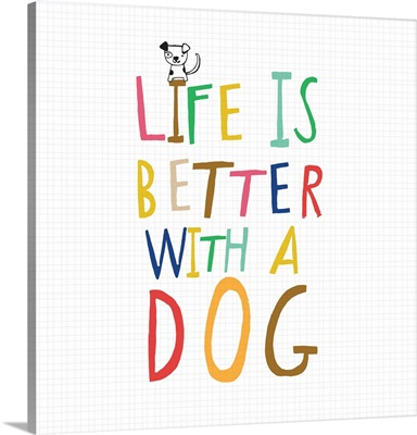 Better with a Dog