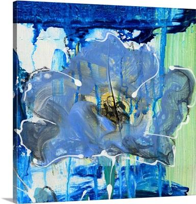 Blue Flowers III