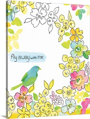 Carry Me Away - Fly Away with Me