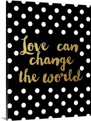 Change The World, White Dots