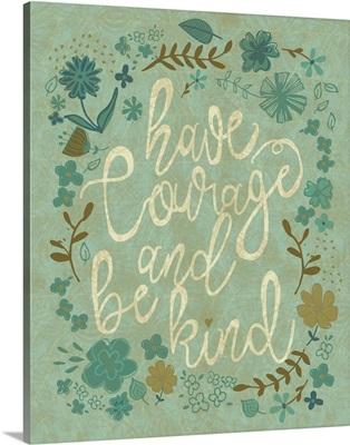 Choose Joy Courage