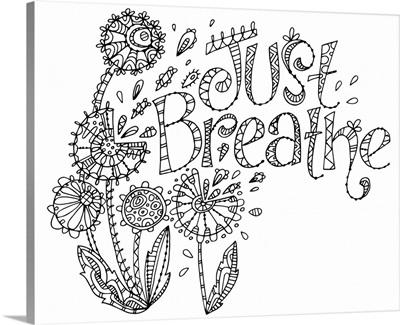 Color Me - Just Breathe