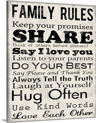 Family Rules Share