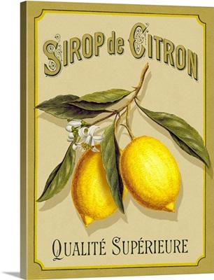 French Lemons