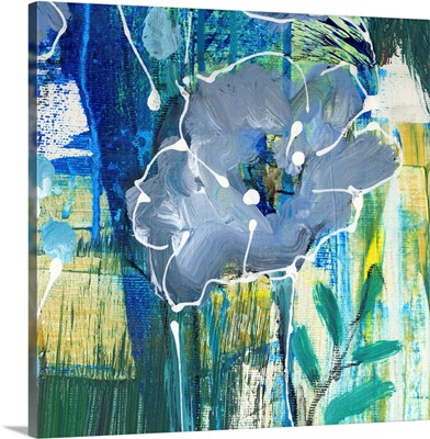 Grey Flower II