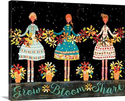 Grow Bloom Share