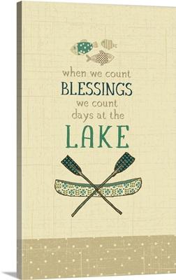 Lake - Blessings Green