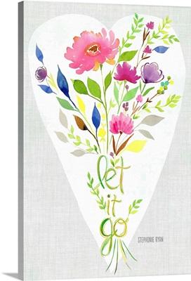 Let It Go bouquet