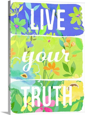 Life Your Truth planks