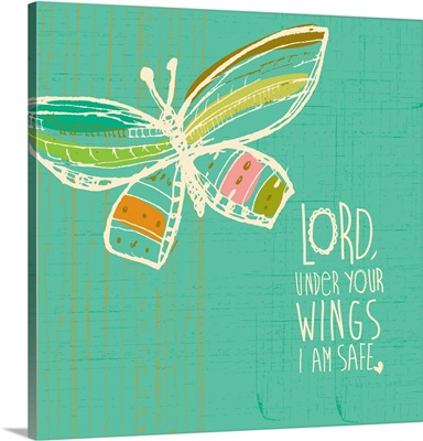 Lord Under Your Wings
