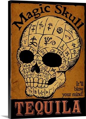 Magic Skull Tequila