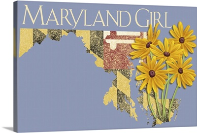 Maryland Girl flower