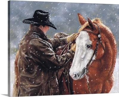 No Snow Days At The Ranch
