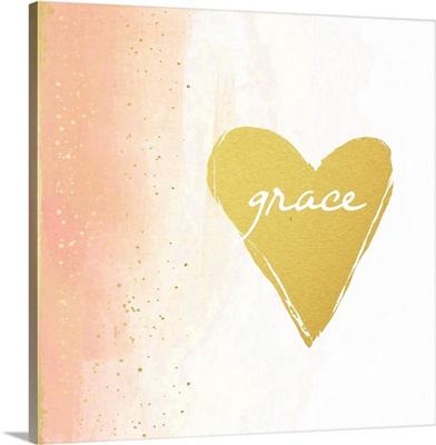 Organic Gold - Grace Heart