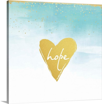 Organic Gold - Hope Heart