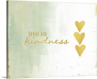 Organic Gold - Kindness