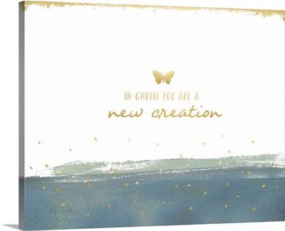 Organic Gold - New Creation