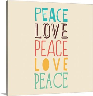 Peace Love Peace