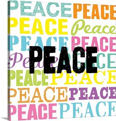 Peace Peace Peace multi