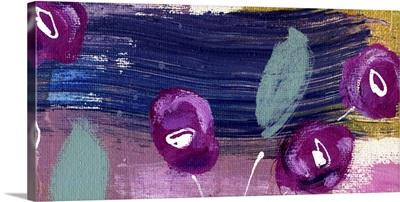Purple Flowers horizontal