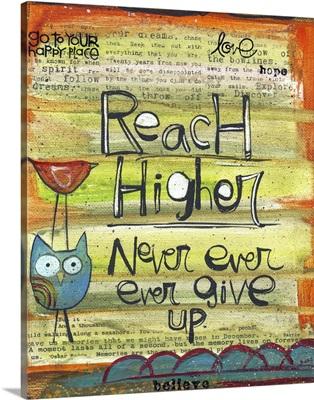 Reach Higher Owl