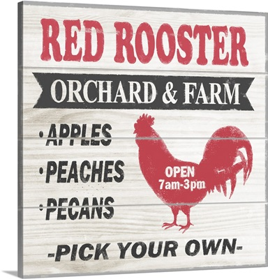 Red Rooster Orchard and Farm