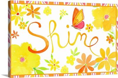 Shine - Be Happy