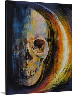 Aura - Skull Painting