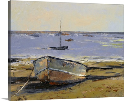 Boats in Provincetown Harbor
