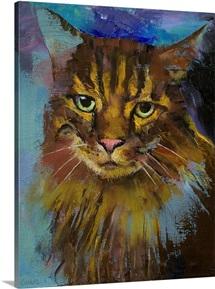 Luna - Cat Portrait