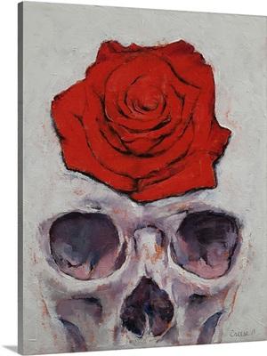 Shipwreck - Skull and Rose