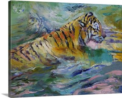 Tiger Reflections