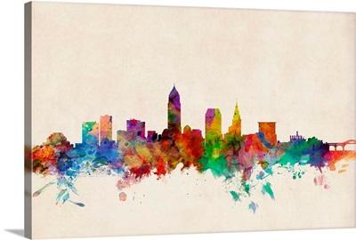Cleveland Ohio Skylines