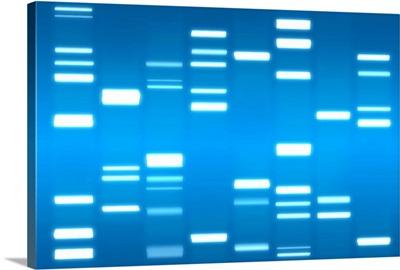 DNA Art Sky Blue