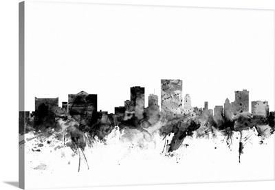 El Paso Texas Skyline