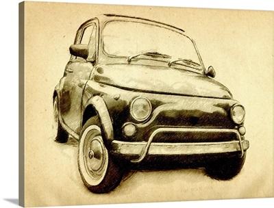 Fiat 500L 1969