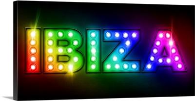 Ibiza in Lights