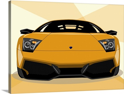 Lamborghini Murcielago LP670
