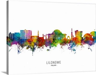 Lilongwe Malawi Skyline