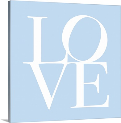 Love in Baby Blue