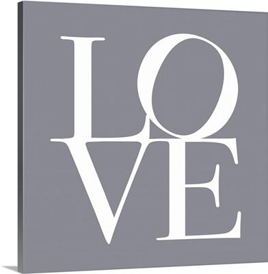 Love in Grey