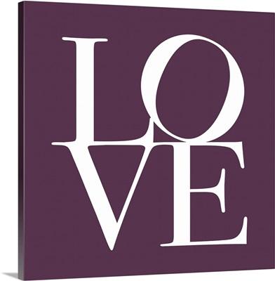 Love in Mullbery Plum