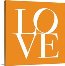 Love in Orange