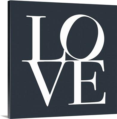 Love in Slate Grey